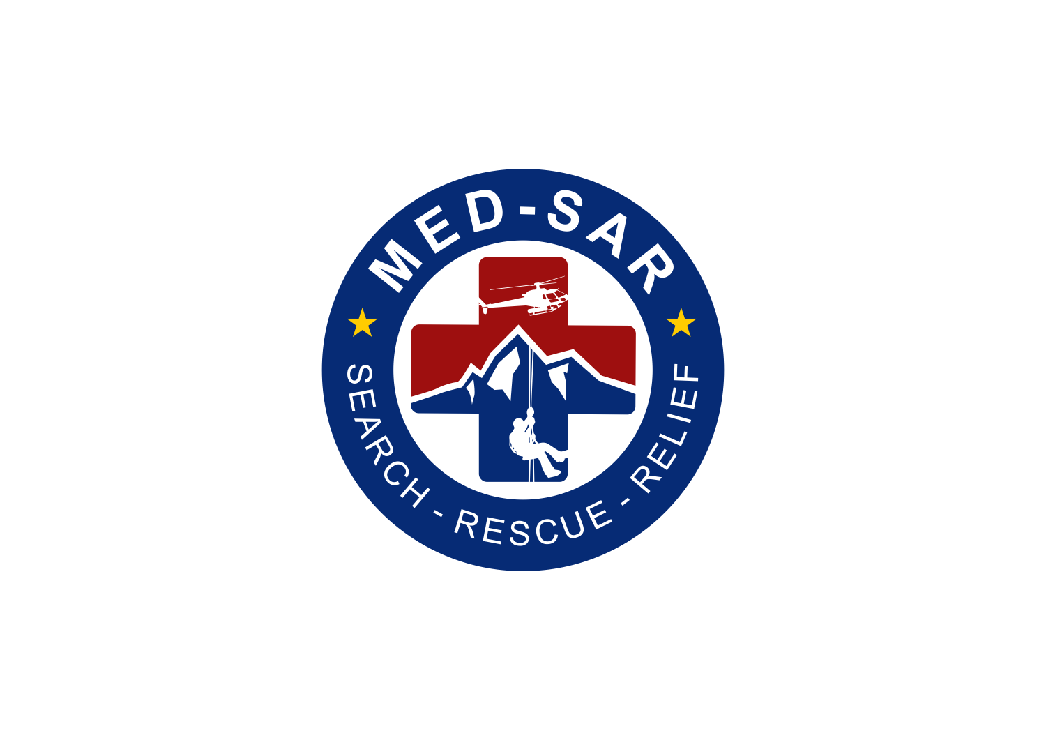 Logo Design for Search and Rescue Company called MED.