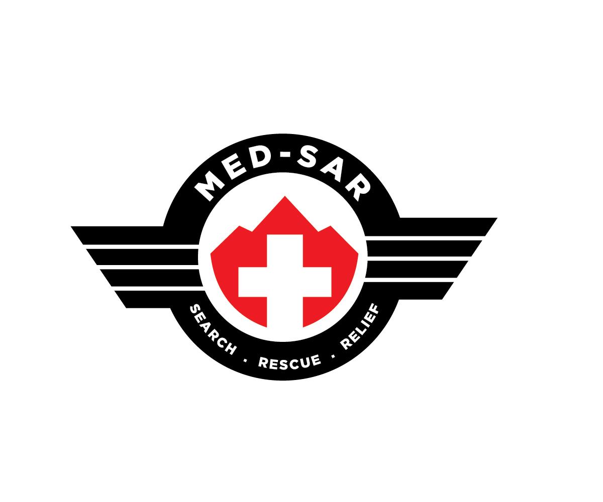 Professional, Masculine Logo Design for MED.