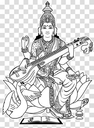 Saraswati Vandana Mantra Basant Panchami Devi Saraswati.