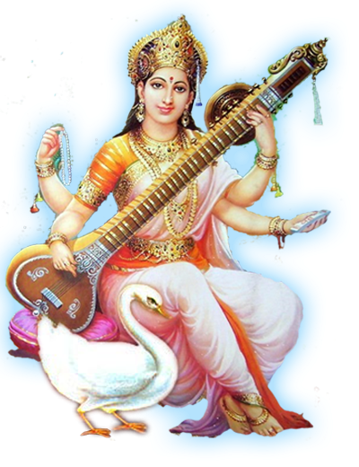 Download SARASWATI Free PNG transparent image and clipart.