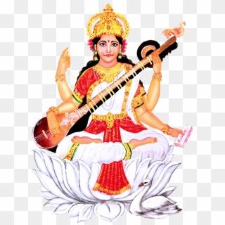 Free Saraswati PNG Images.
