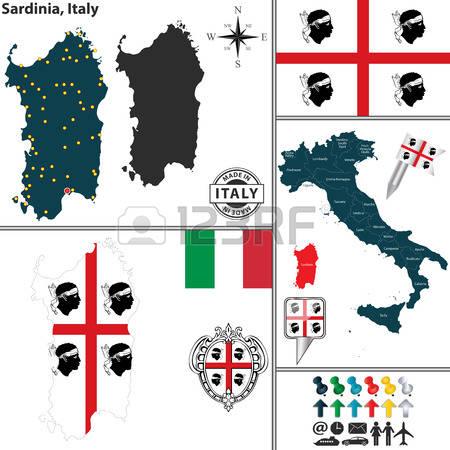 Cagliari Stock Vector Illustration And Royalty Free Cagliari Clipart.