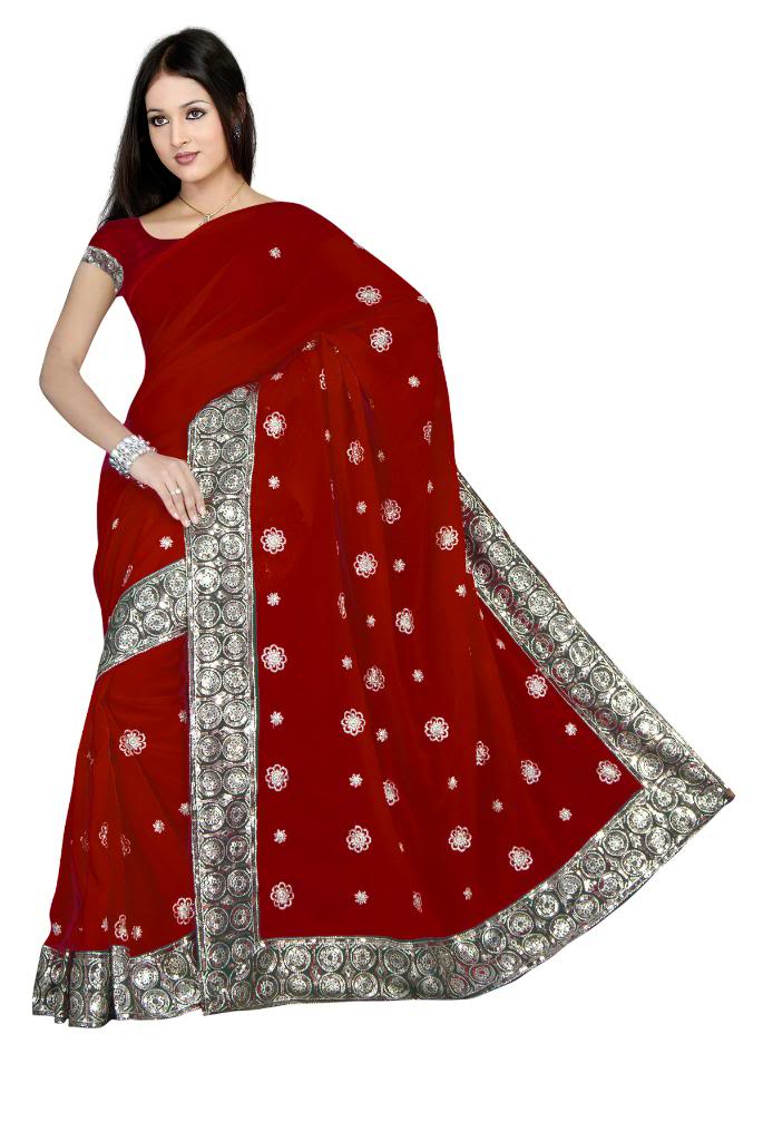 NEW Bollywood Partywear Saree Sari Curtain Drape Panel Quilt.