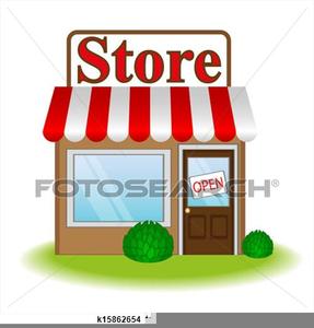 Sari Sari Store Clipart.