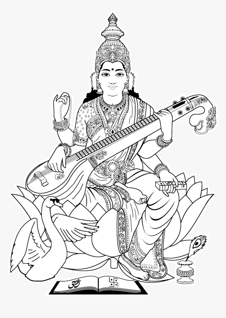 Saraswati.
