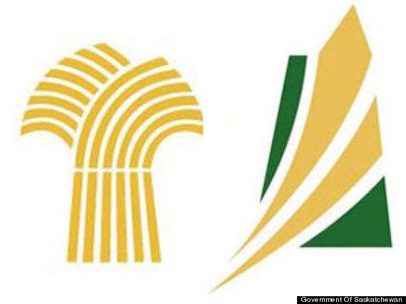Saskatchewan Logo Change: Switch From Iconic Wheat Sheaf.