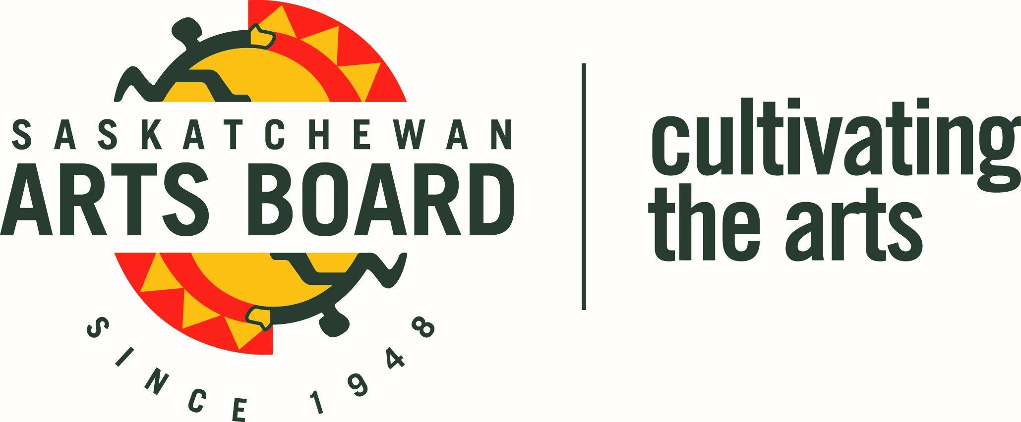 Saskatchewan Arts Board.