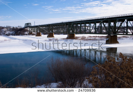 South Saskatchewan River Stock Photos, Royalty.