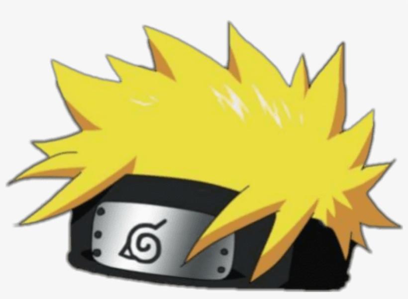 Naruto Hair Png.