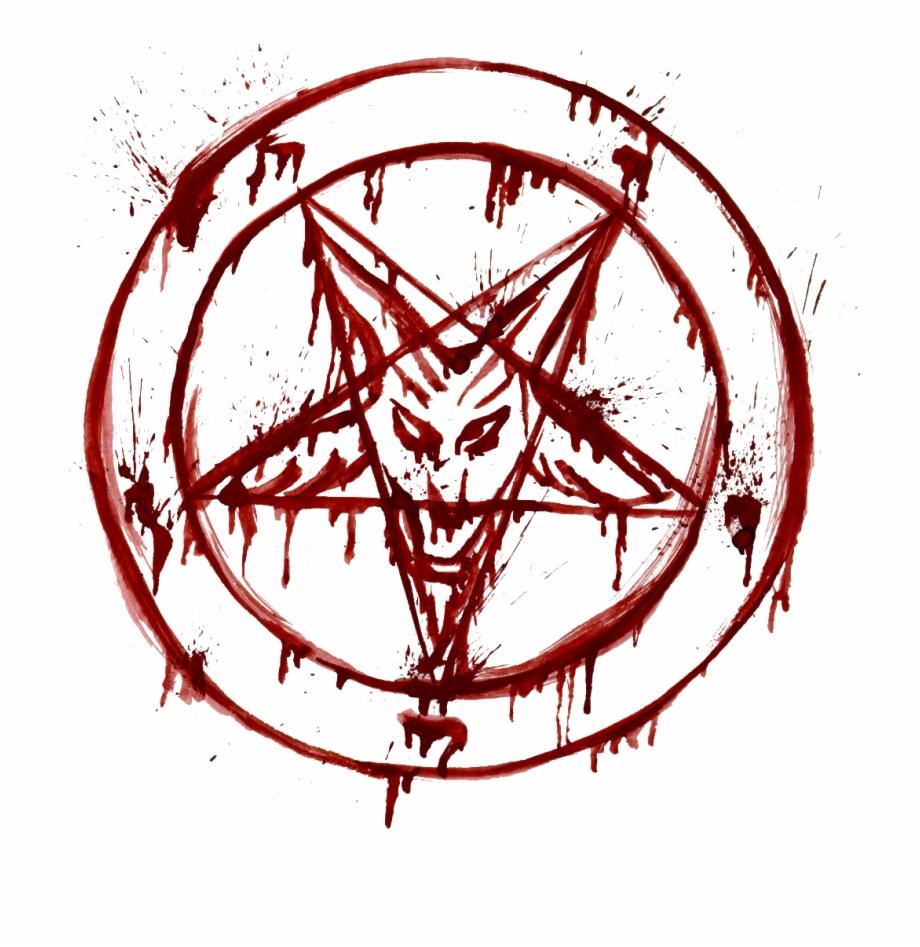 Satanic Png Transparent Background.