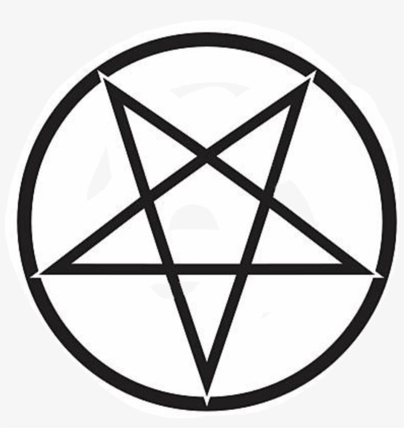 Satanic Pentagram Png PNG Images.