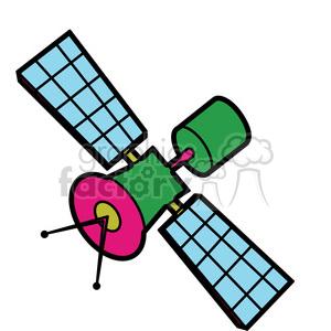 satellite clipart.