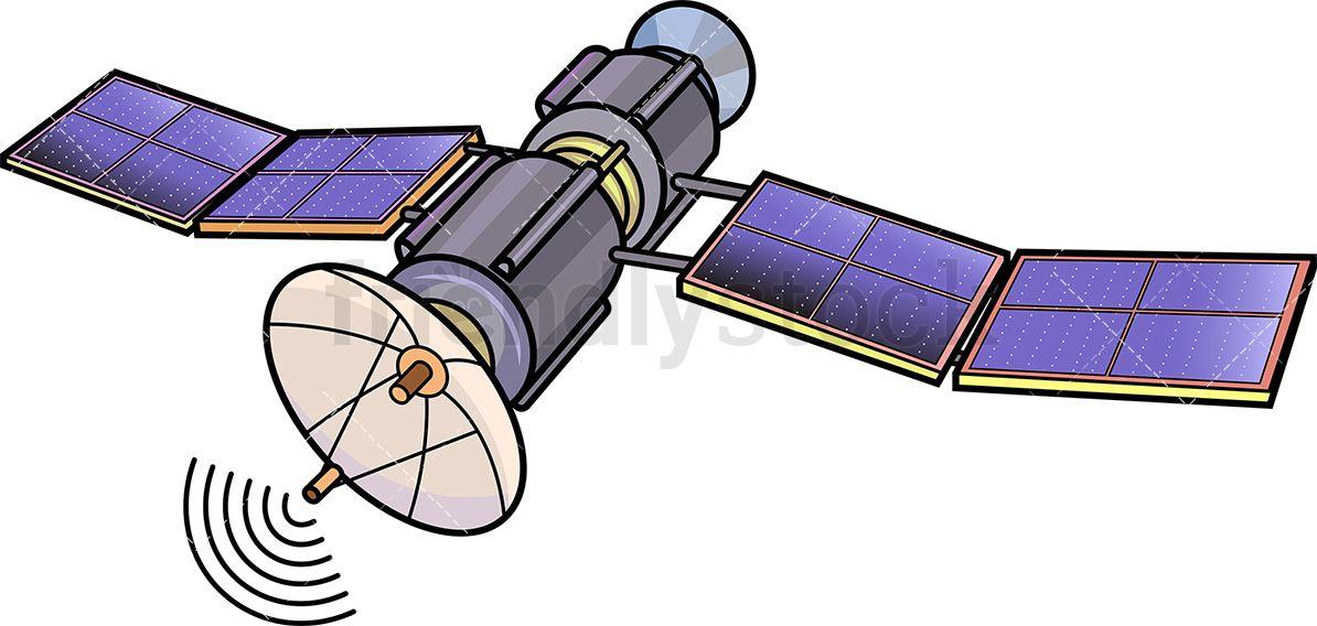 Communications Satellite.