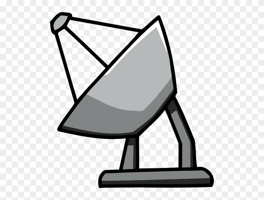 Satellite Clipart Dish.