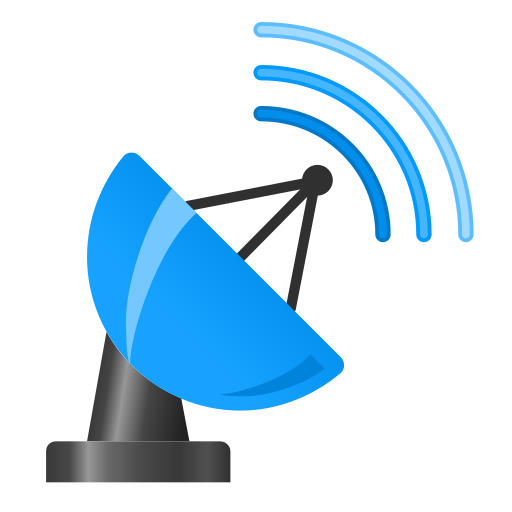 Satellite, dish, hd Icon Free of SnipIcons Hd.