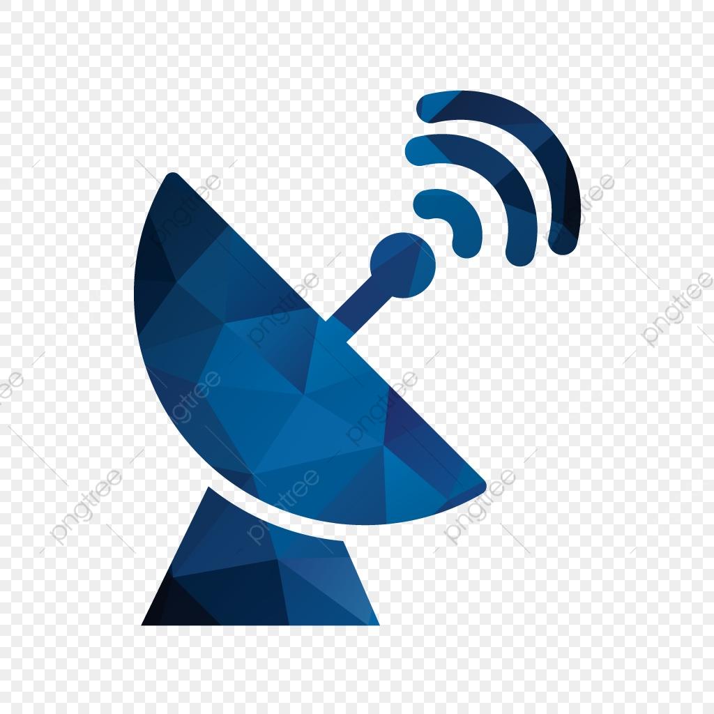 Vector Satellite Dish Icon, Antenna, Dish, Radar PNG and.