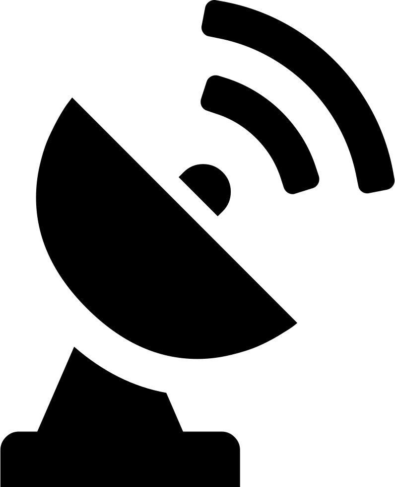 Satellite Dish Svg Png Icon Free Download (#426067.