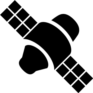 Satellite Icon clipart, cliparts of Satellite Icon free.