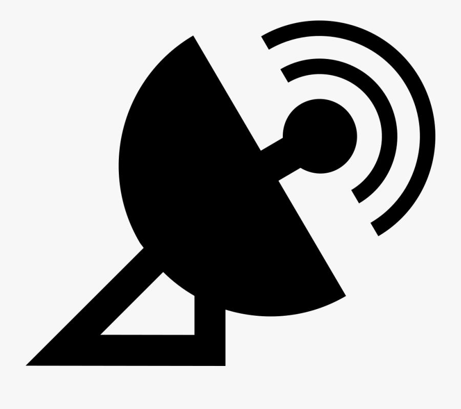 Satellite Svg Png Icon.
