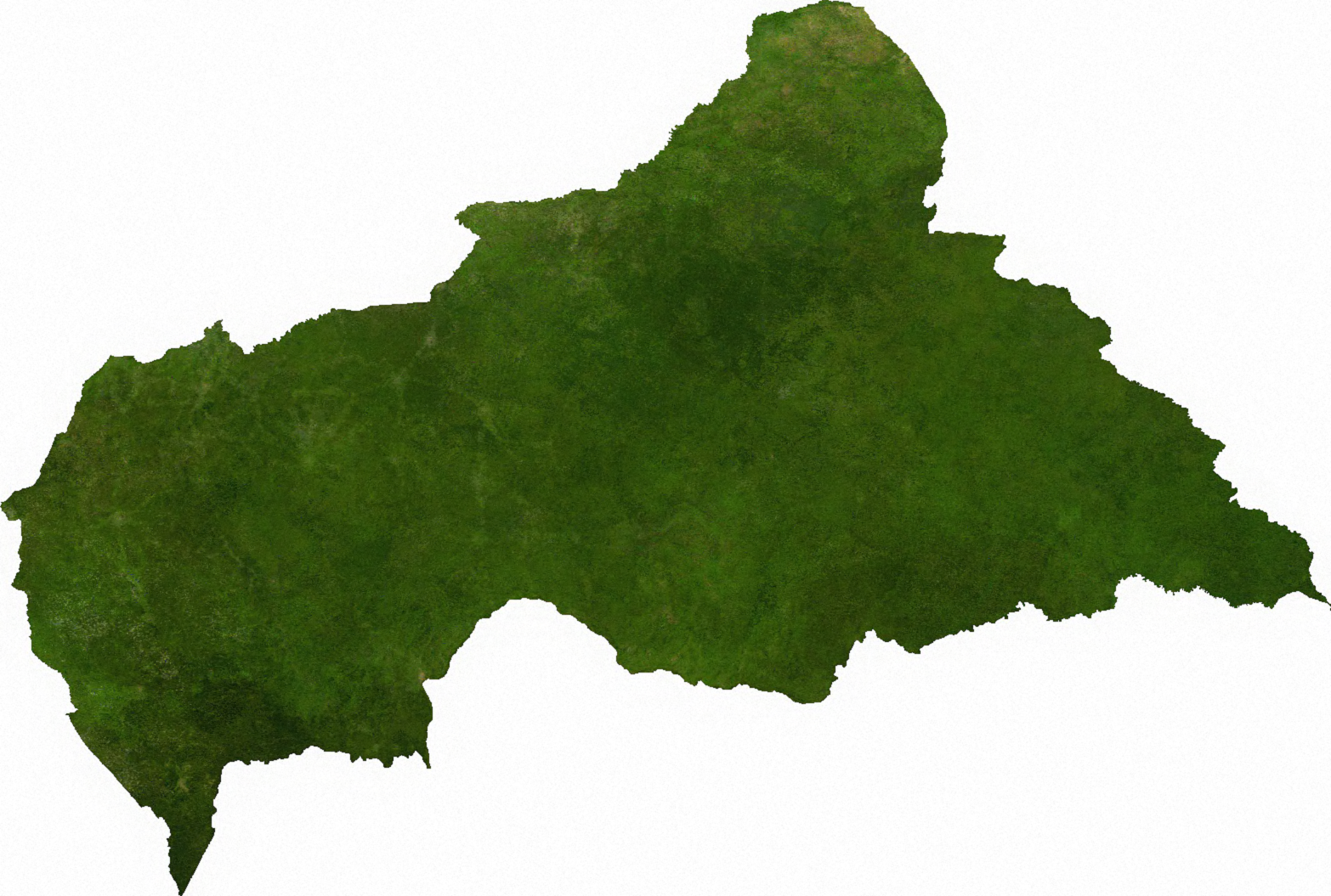 File:Satellite map of the Central African Republic.png.