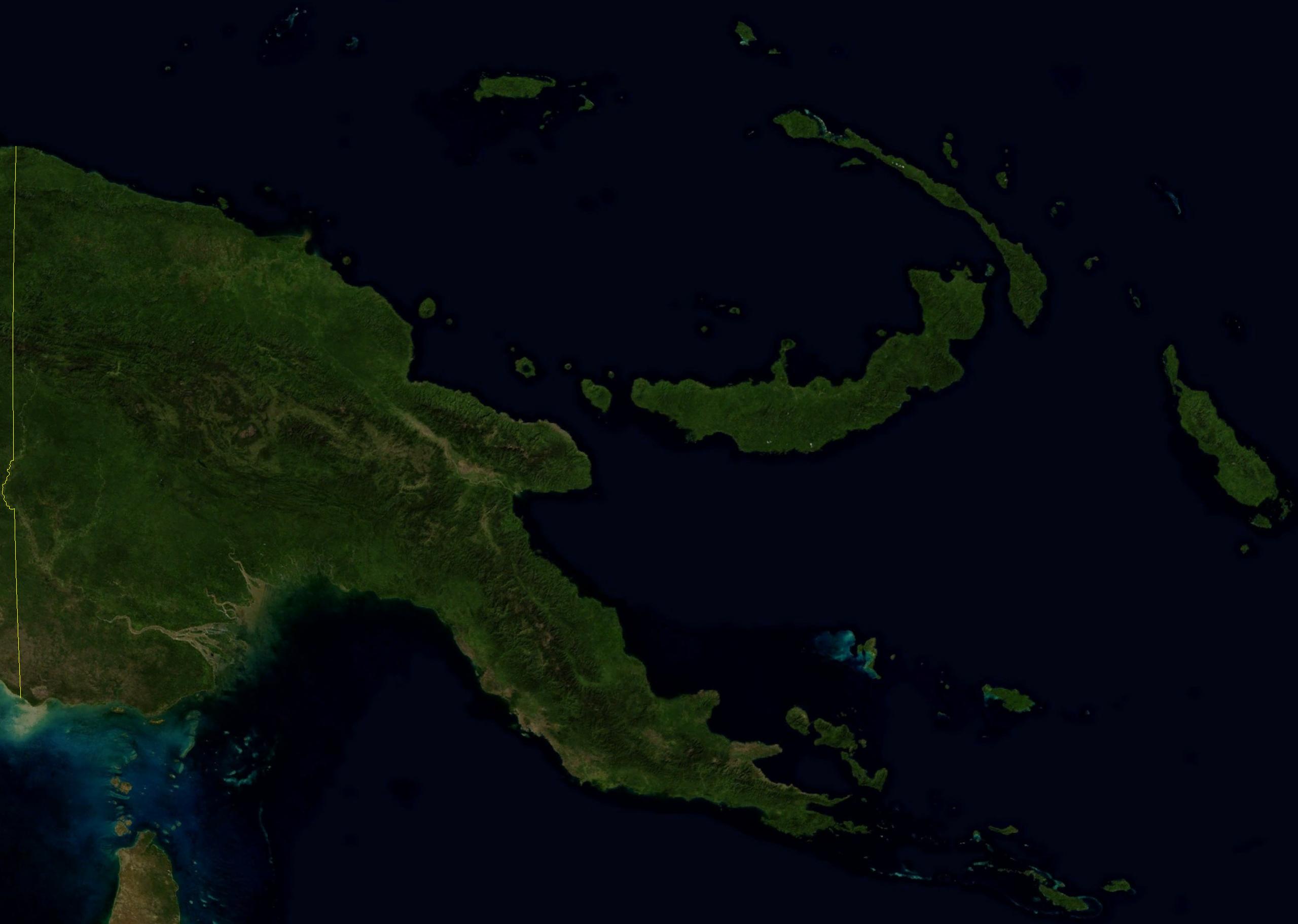 Outline of Papua New Guinea.