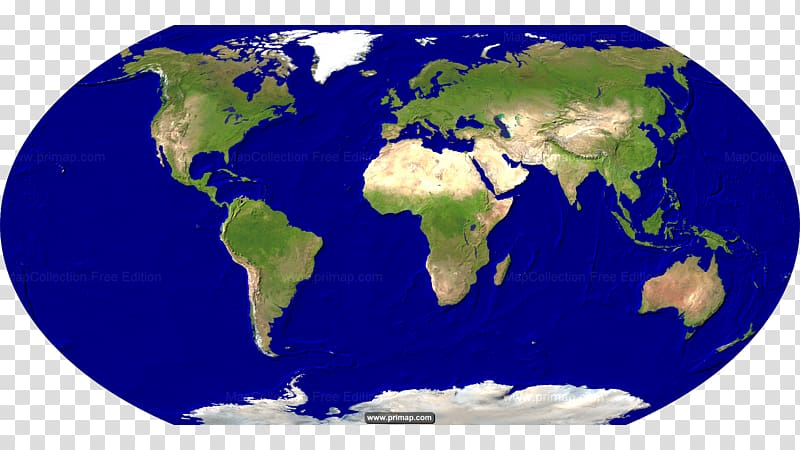 World map Satellite ry Earth, satellite map transparent.