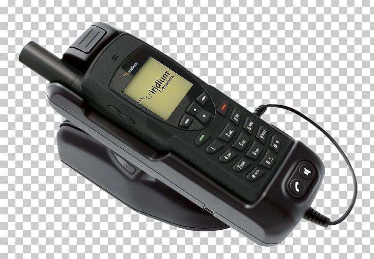 Iridium Communications Satellite Phones Telephone Docking.