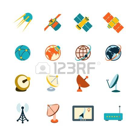 3,366 Satellite Receiver Stock Illustrations, Cliparts And Royalty.