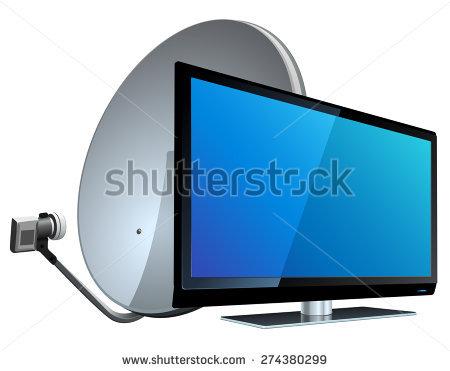 Satellite Tv Stock Vectors, Images & Vector Art.