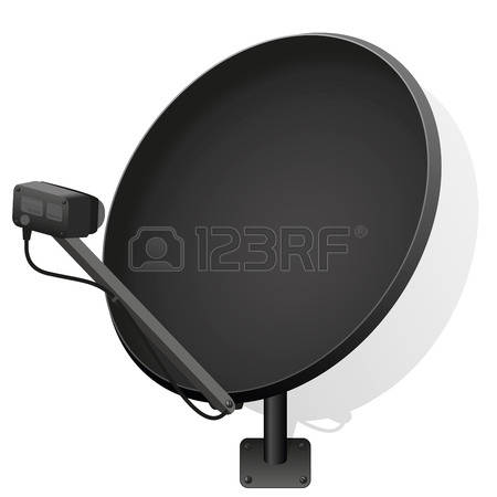 6,796 Satellite Tv Stock Vector Illustration And Royalty Free.