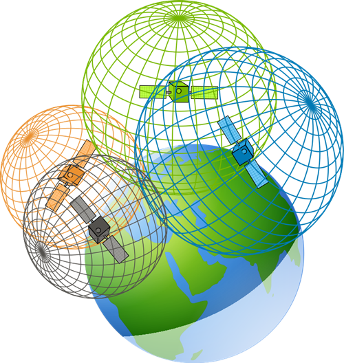 Free to Use & Public Domain Satellite Clip Art.