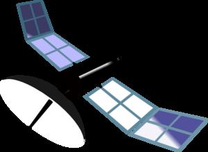 Satellite Clip Art at Clker.com.
