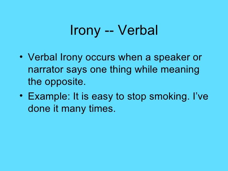 Satire Literary Terms.