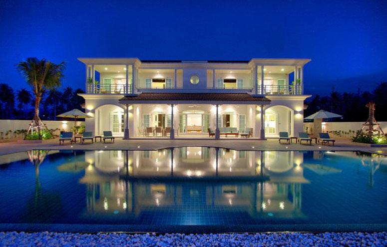 Villa Satis Beach Phuket.