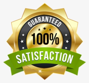 Satisfaction Guaranteed Logo Png PNG Images.