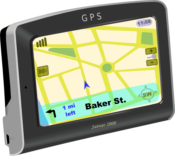 Gps On Clip Art at Clker.com.