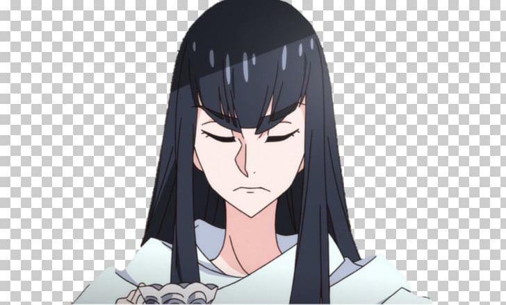 Satsuki Kiryuin Nonon Jakuzure Anime Gfycat, Satsuki PNG.