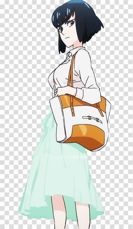 Satsuki Kiryuin Mako Mankanshoku Ryuko Matoi Anime Junketsu.