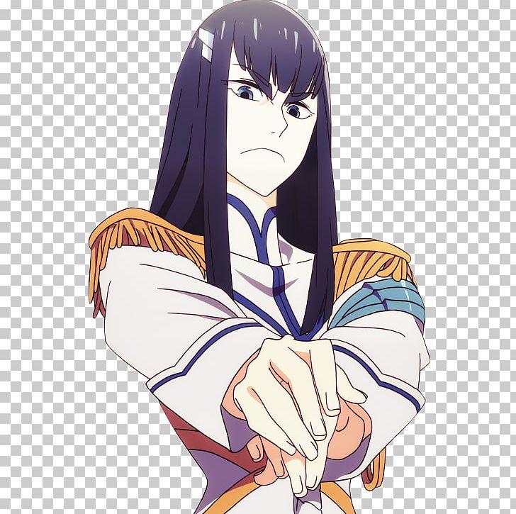 Satsuki Kiryuin Sasuke Uchiha Ryuko Matoi Senketsu Anime PNG.