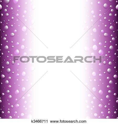 Clipart of violet saturated border k3466711.
