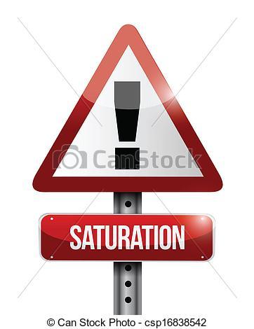 Saturation clipart.