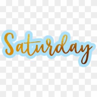Free Saturday PNG Images.