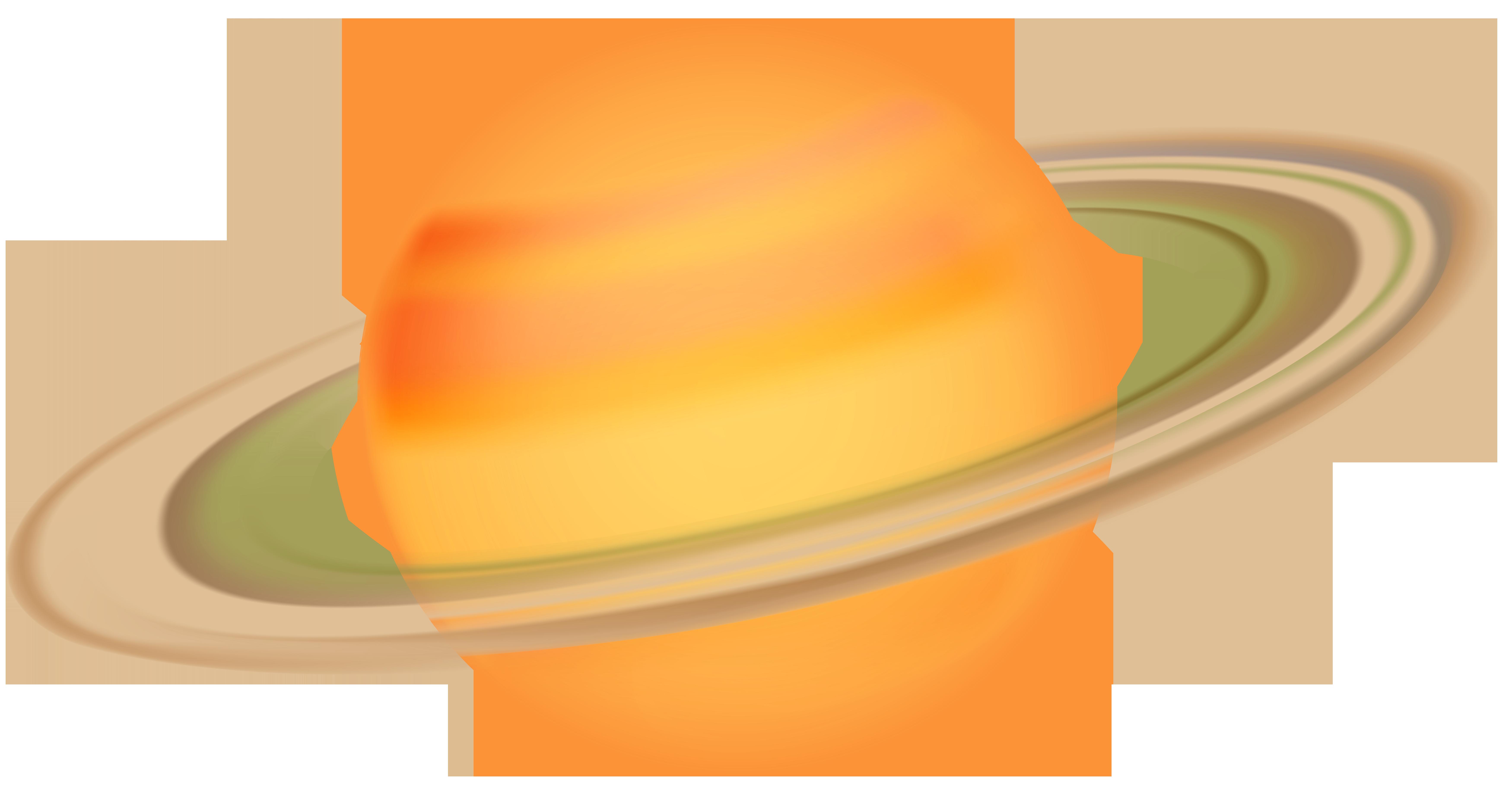 Saturn PNG Clip Art.