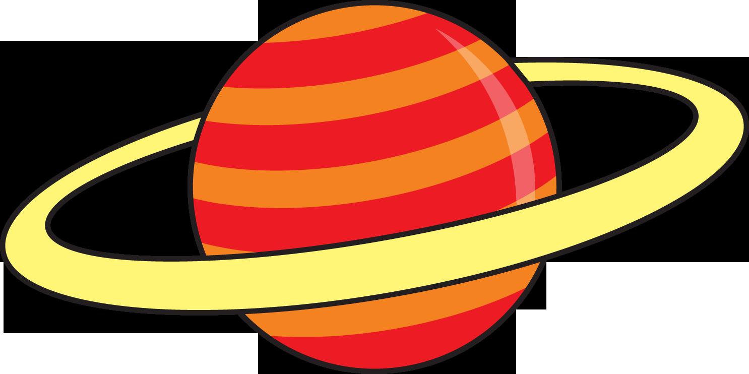 104+ Saturn Clip Art.