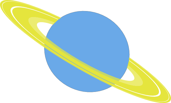 Saturn Clipart.
