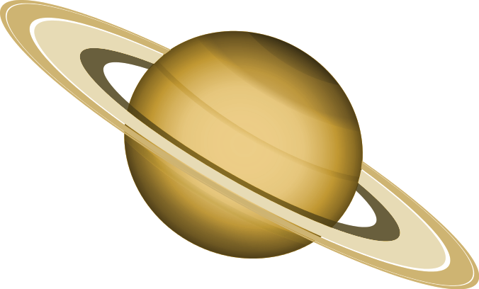Free to Use & Public Domain Saturn Clip Art.