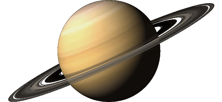 Saturn Planet Clipart.