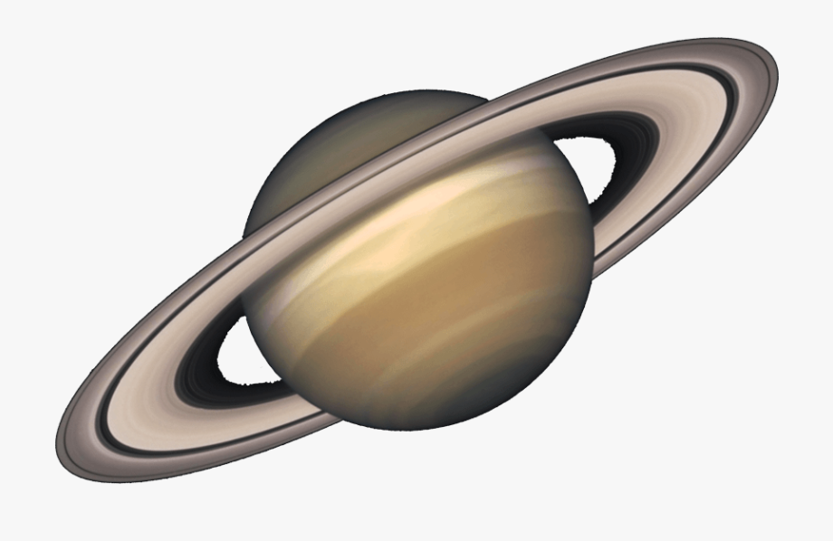 Saturn Transparent Png.