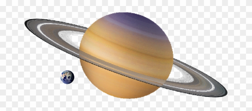Planet Saturn Png.