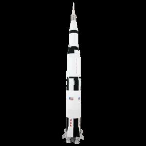 Apollo Rocket Clipart.